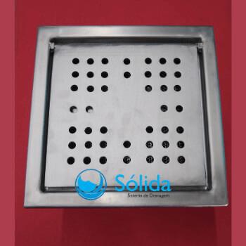 Fabricante de Ralo quadrado sifonado